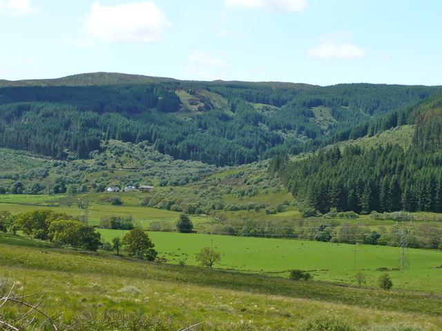 Carradale Glen near Brackley