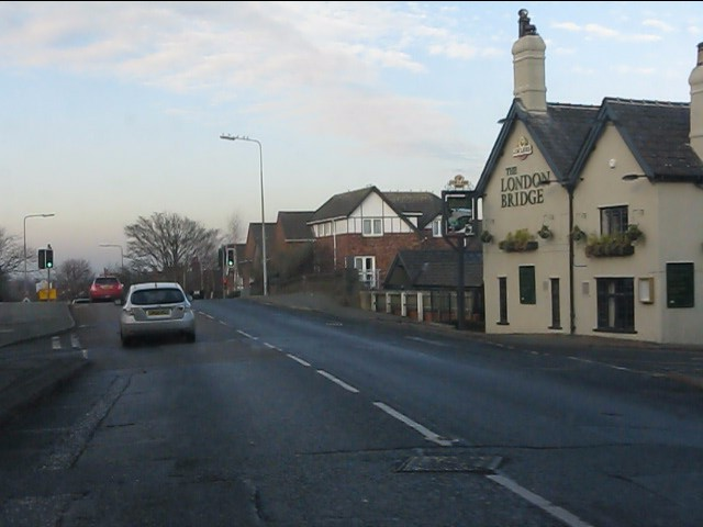 The London Bridge pub