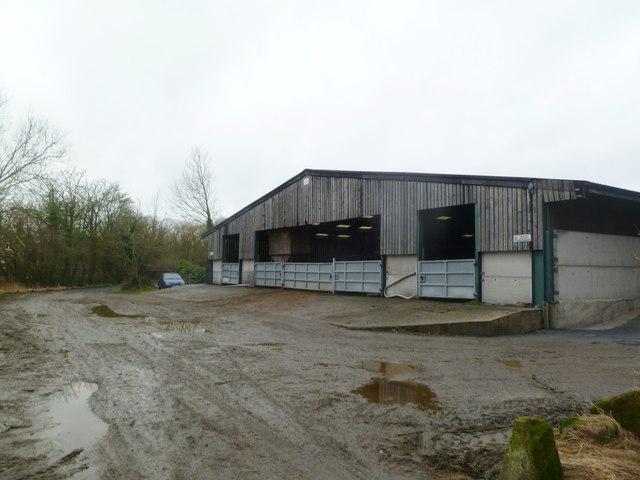 Spetisbury, Clapcotts Farm