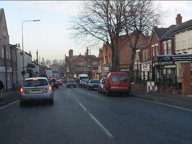 London Road, Stockton Heath