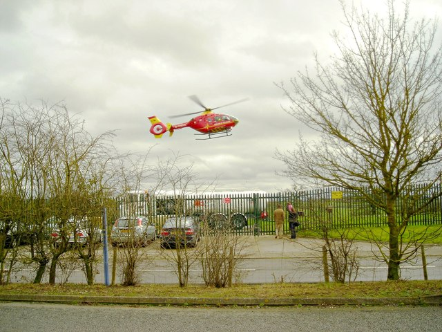 Midlands Air Ambulance Base