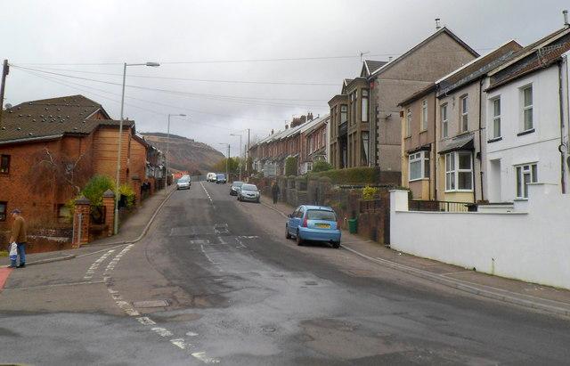 St Alban's Road, Tynewydd