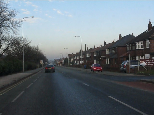 Houses on Chester Road