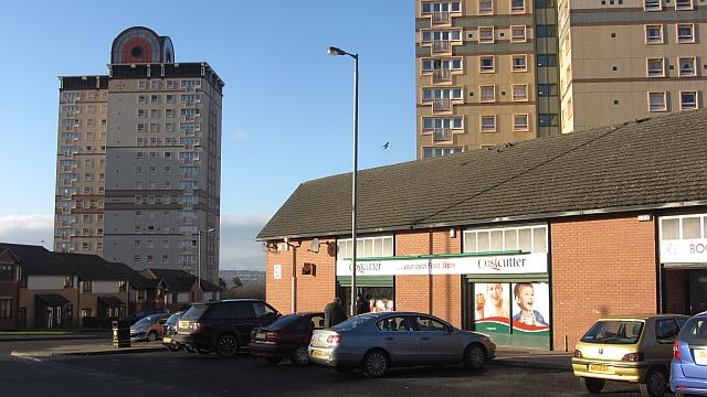 Shop, Muirhouse Road