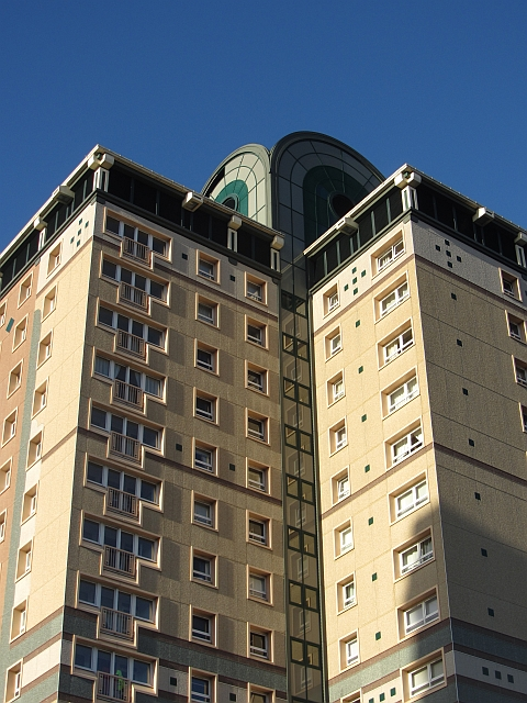 Tower block, Muirhouse