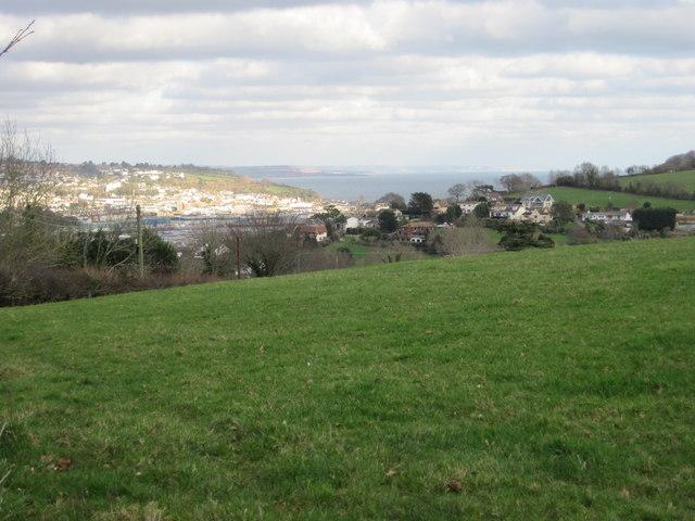 Teignmouth & the Teign Estuary