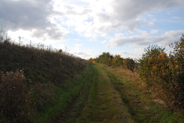 Footpath to New Barn Farm