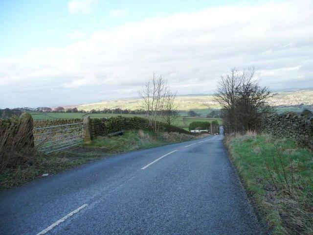 Redcar Lane, Steeton Moor