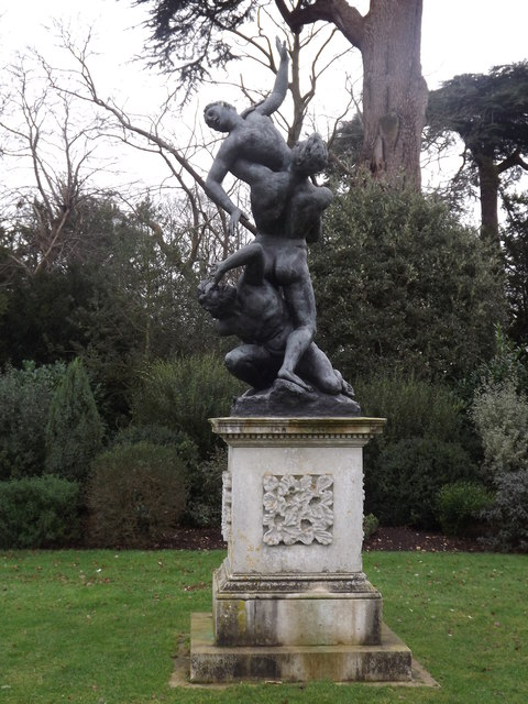 Sabine Statue, Painshill