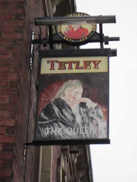 The Queen on Burley Road, Leeds