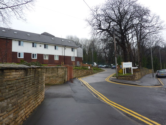 Alpha Hospital, East Bank Road, Sheffield