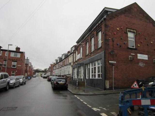 Burley Lodge Road, Leeds