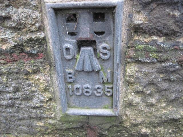 Ordnance Survey Flush Bracket 10835