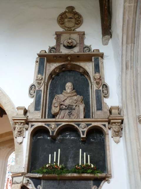 St Mary the Virgin, Everton, Memorial