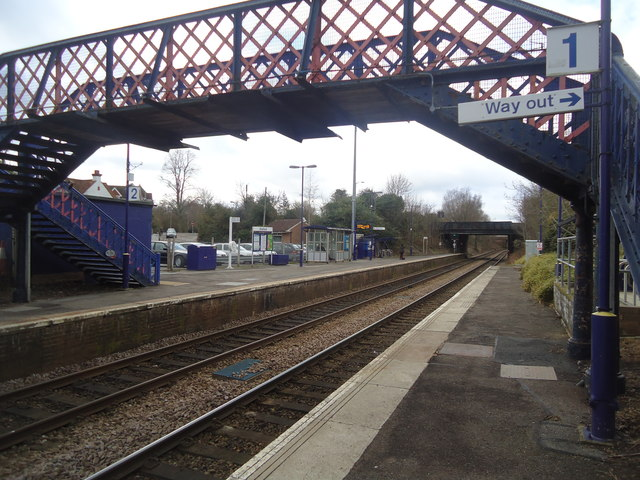 Shalford railway station