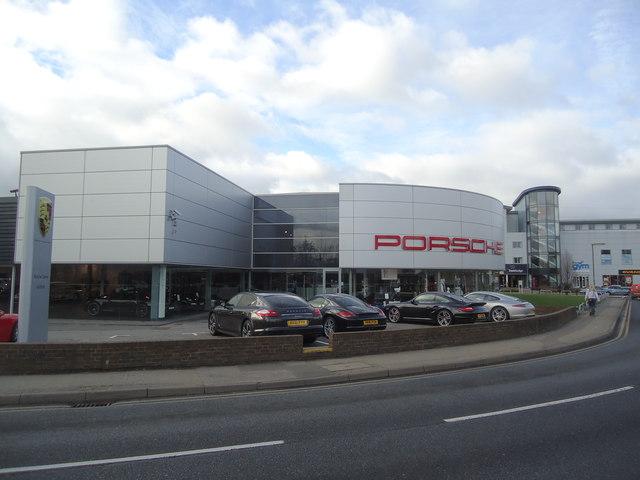 Porsche Centre, Guildford