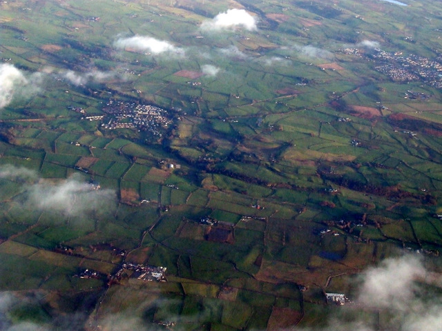 Dunlop from the air