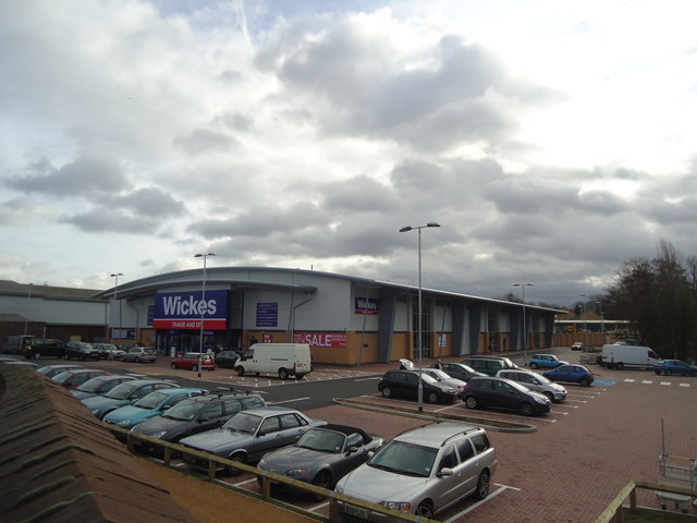 Wickes DIY store, Guildford