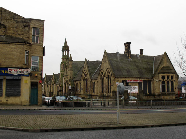 Feversham Street School (1)