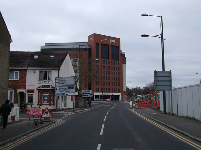 Corporation Street, Swindon