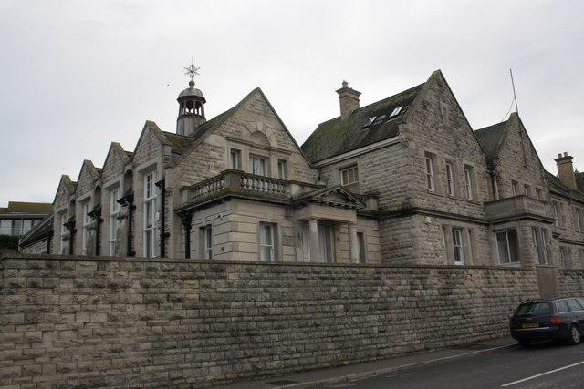 'The Court House', Castle Road