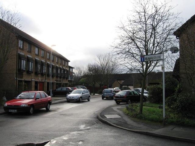 Beagle Close, Feltham