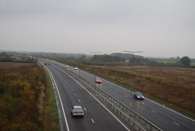 A299 heading west