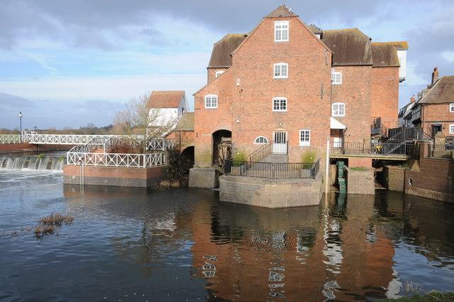 Abbey Mill, Tewkesbury