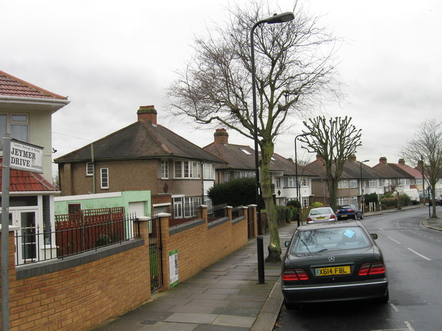 Jeymer Drive, Greenford
