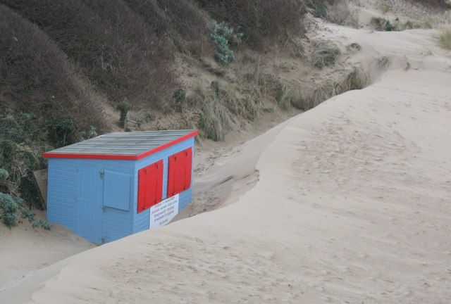 Beach Kiosk, Woolacombe