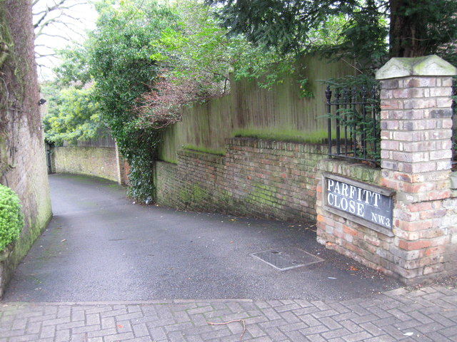 Parfitt Close, North End