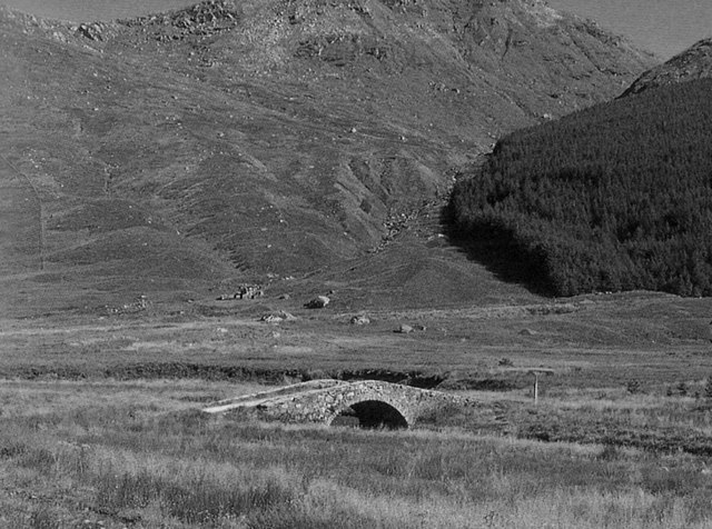 Old Bridge over Kinglas Water, Butterbridge
