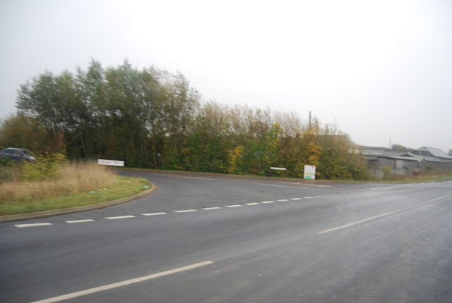Thornden Wood Rd, Owls Hatch Rd junction