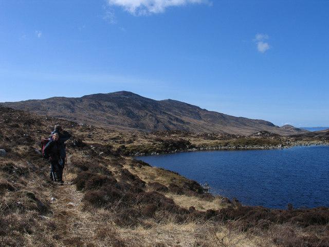 Loch na Fùdarlaich Beag