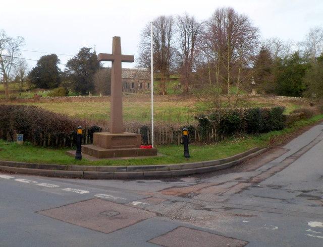 Welsh Newton War Memorial
