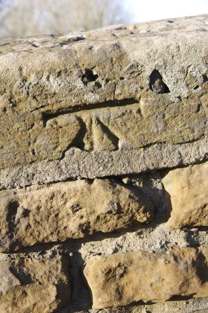 Benchmark on the Bridge at Horton