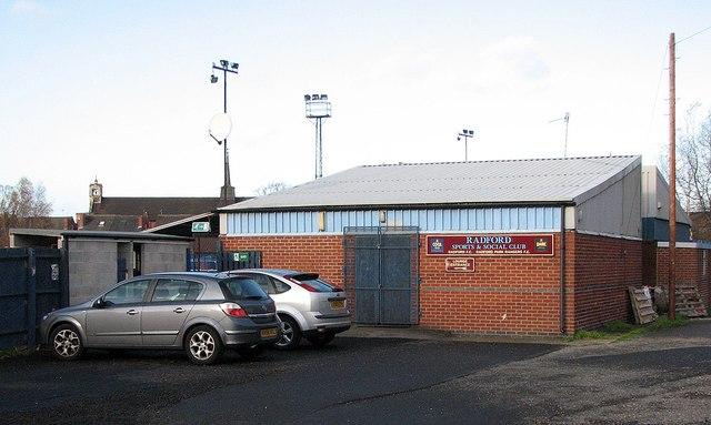 Radford Sports and Social Club
