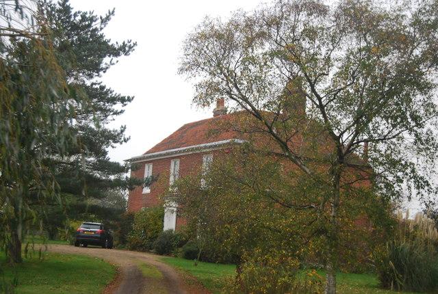 Buckwell Farmhouse