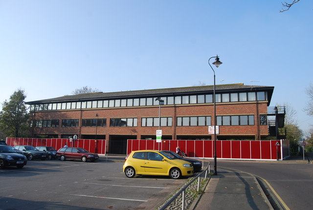 Offices to let, Bradford St