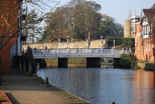 Big Bridge, River Medway