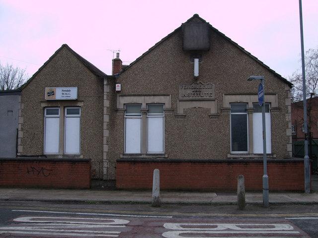 Ferndale Working Men's Club, Ferndale Road, Swindon