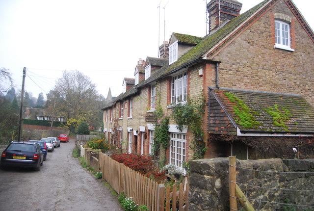 Terraced houses, Kirkdale