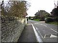TF0704 : Millstone Lane by Chris McAuley