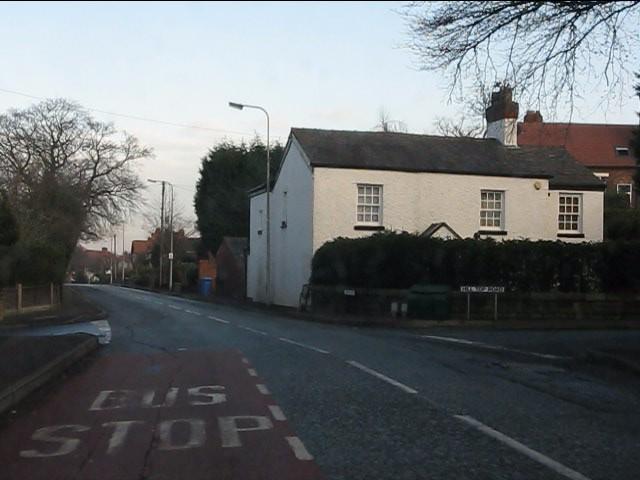 Hunts Lane at Hill Top Road