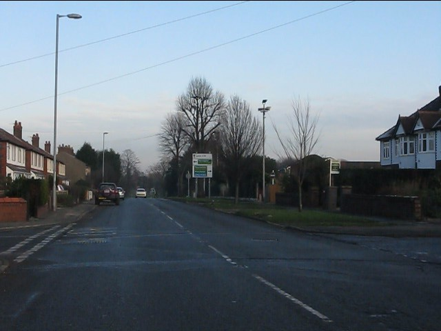 Chester Road (A56)