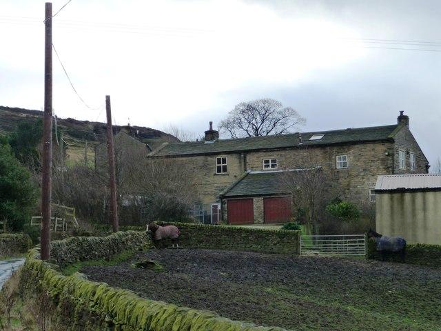 Bents Head Cottage