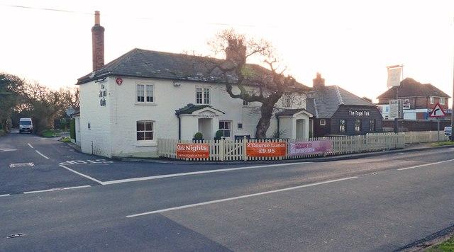 The Royal Oak, Downton