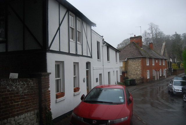 Cottages, Church St