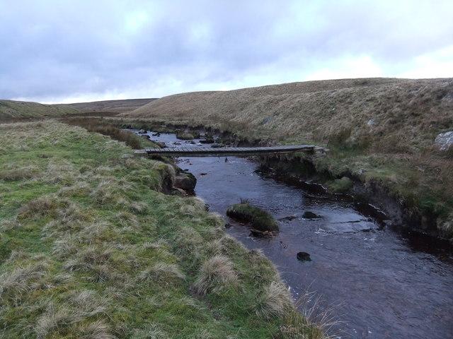 Bridge over Beck Crooks