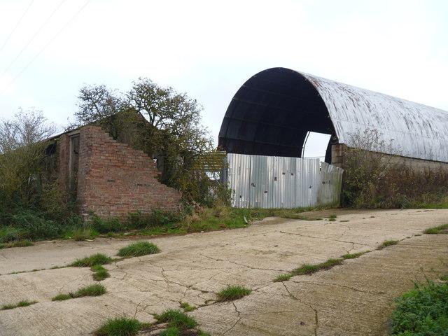 Farm buildings [1]